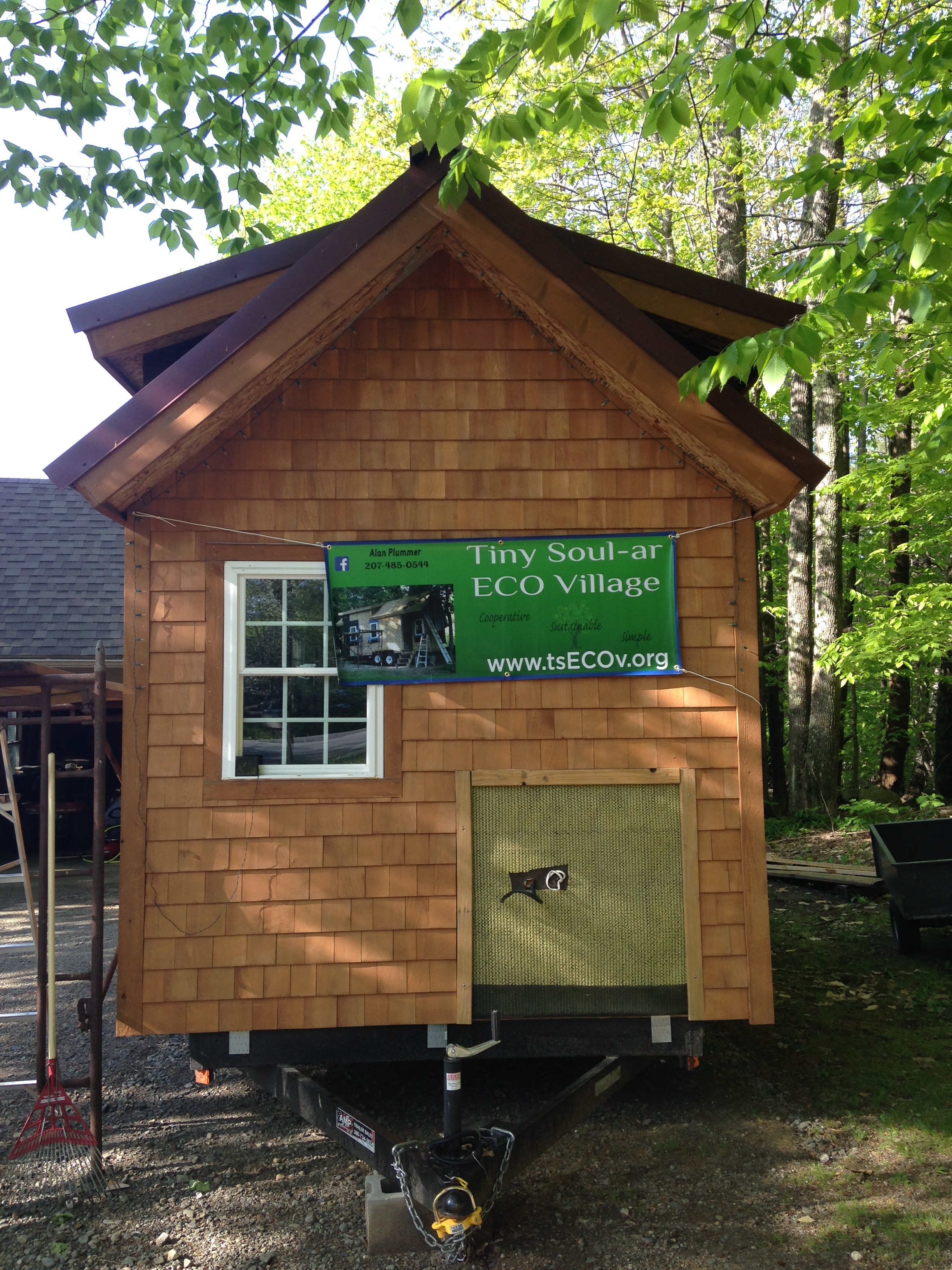 Maine American Tiny House Association