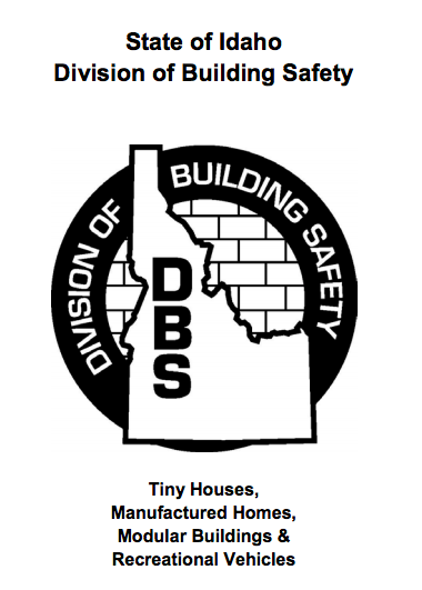 Idaho Division of Building Safety Pamphlet