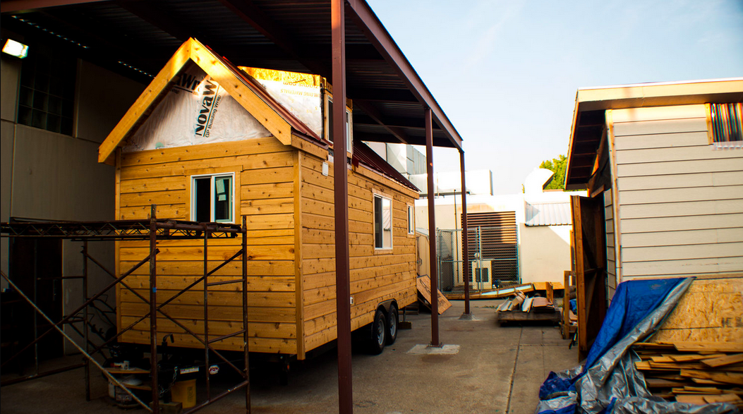 Collaborative Tiny House Project