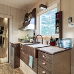 #TinyLab interior, kitchen