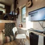 #TinyLab interior, office