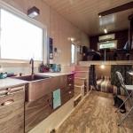 #TinyLab interior, rear