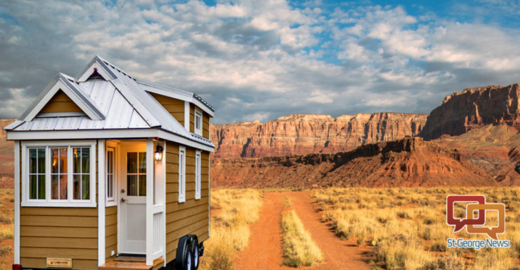 tiny house in Utah