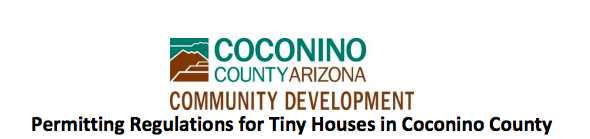 Coconino County Arizona Community Development logo