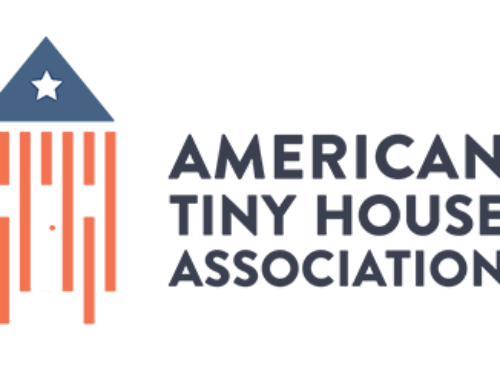Tiffany Israel Wins Design Contest to Rebrand American Tiny House Association